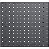 bott perfo Lochplatte BxH: 495 x 457 mm, 1 Stück, S, anthrazitgrau, 14025115.19