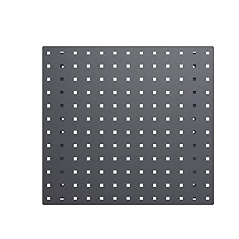 bott perfo Perforated Panel W x H: 495x 457mm Holes (1), S, Charcoal Grey, 14025115.19