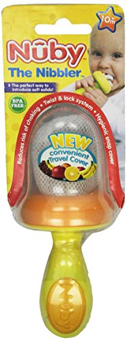 Price comparison product image Nuby Nibbler with Cap