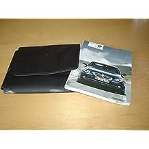 BMW E60 & E61 5 SERIES OWNERS HANDBOOK c/w WALLET (2003 - 2010) SALOON & TOURING - 520i 523i 525i 530i 540i 550i 525i xDrive 530i xDrive 525d xDrive 530d xDrive 520d 525d 530d 535d (520 523 525 530 540 550 i d) - OWNER'S HAND BOOK MANUAL WITH iDRIVE