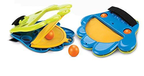 ⚾ Ballspiel für Kinder, Fangballspiel 2er Set ⚾