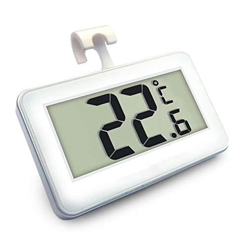 Nai-Style Küche Große LCD-Kühlschrank-Thermometer Kühlschrank Gefrierschrank mit justierbarem Standplatz-Magnet Digital-Thermometer Gebrauch zu Hause