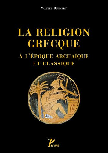 Religion grecque à l'époque archaïque et classique