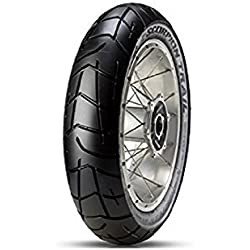Pirelli Scorpion Trail Tire - Rear - 180/55ZR-17 , Position: Rear, Tire Size: 180/55-17, Tire Construction: Radial, Tire Type: Dual Sport, Rim Size: 17, Load Rating: 73, Speed Rating: W, Tire Application: All-Terrain 1920300