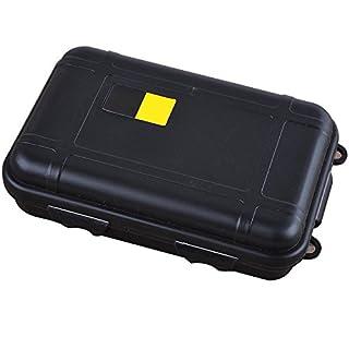 meizu88wasserdichter, stoßfester, luftdichter Behälter für den Außenbereich, Aufbewahrungs- und Tragebox., schwarz
