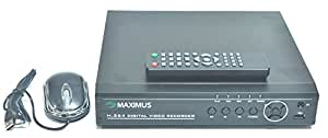 Maximus, 16Ch Digital Video Recorder
