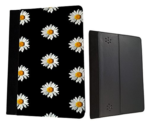 Burberry Brieftaschen (Vintage Shabby Chic Floral Daisy Design Amazon Kindle Fire HD 7