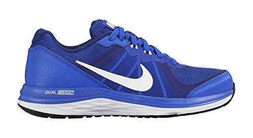 Nike Dual Fusion X 2 (GS), Zapatillas para Niños, Azul (Racer Blue...