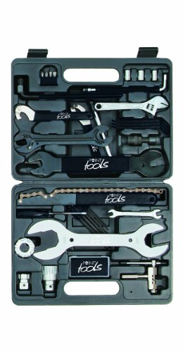 Point Werkzeug 36, schwarz-silber, 29267501