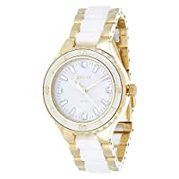 DKNY Quartz Movement For Women, Stainless steel band, NY8498