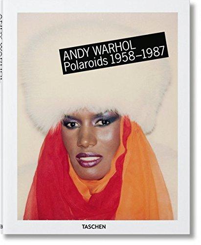Andy Warhol. Polaroids (Ju)
