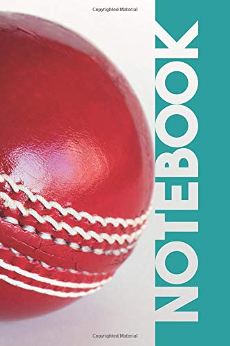 Notebook: Fast Bowler Nifty Composition Book for Cricketers por Molly Elodie Rose