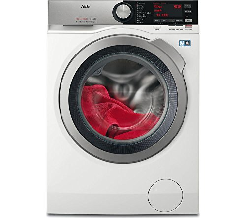 AEG L7WEC166R DualSense Technology 10Kg + 6Kg Washer Dryer 1600 rpm White
