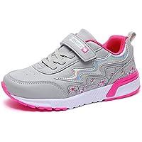 Niñas Zapatillas de Deporte para niños Zapatos cómodos Casuales Deportes para niñas Calzado Deportivo Escuela Moda Entrenadores