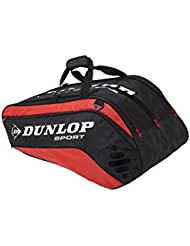 Dunlop Tennistasche Biomimetic 10-Racket-Thermo Bag, 80 x 40 x 35 cm