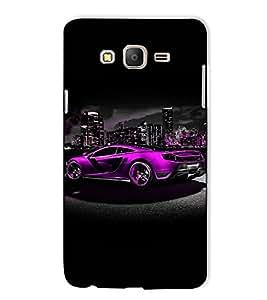 Fuson Designer Back Case Cover for Samsung Galaxy On5 Pro (2015) :: Samsung Galaxy On 5 Pro (2015) (Luxurious Car Theme )