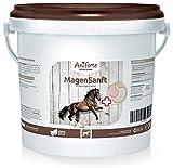 AniForte MagenSanft 2kg - Naturprodukt für Pferde, Unterstützt Verdauung, Bindet Magensäfte und Schadstoffe, Säuren und harmonisiert Magen-Darm-Aktivität, Tonmineral Granulat, Einfache Dosierung
