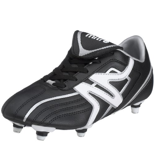 mitre-fiero-jnr-si-bw-football-boots-black-white-10-child-uk