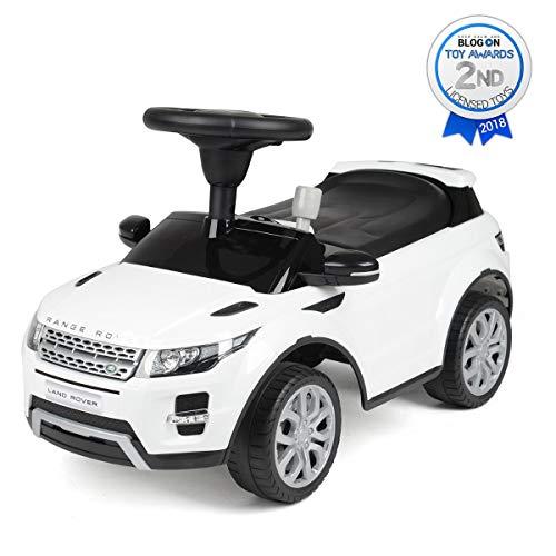 Kinder-Fahrt auf SUV Auto Spielzeug Range Rover Evoque mit Sound-Effekte