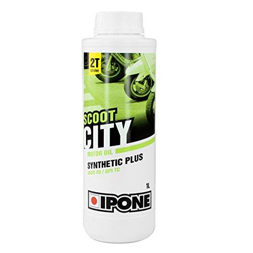 Ipone 800121 Huile Moteur Scoot City 2 Temps Synthétique Plus Scoot pas cher