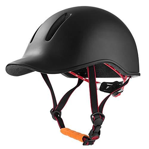 MTTKTTBD Ultralight Fahrradhelm,Mountain Road Aerodynamik Fahrradhelm CE-Zertifizierung,Retro Adjustable Erwachsene Fahrradhelm für Männer Frauen