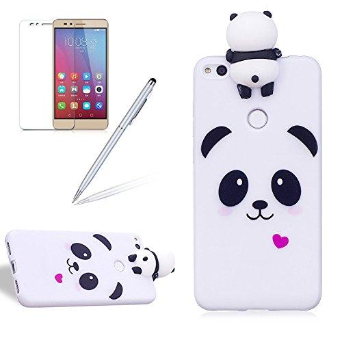 coque huawei p8 lite 2017 panda dab