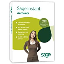 Sage Instant Accounts v15 (PC CD)