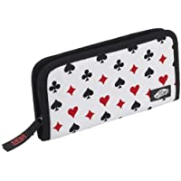 Vans Wallet VN - 0 6HDWHT Multi Checkerboard Wallet, white