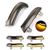 NVSKFHOSH Dynamische Blinker LED Blinker Licht Anzeige für A B C E S CLA GLA CLS-Klasse W176 W246 W204 W212 C117 X156,2pcs
