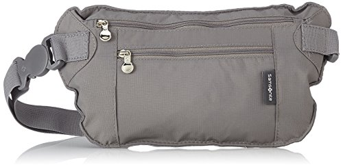 samsonite-double-pocket-money-belt-cinturon-de-dinero-gris-gris