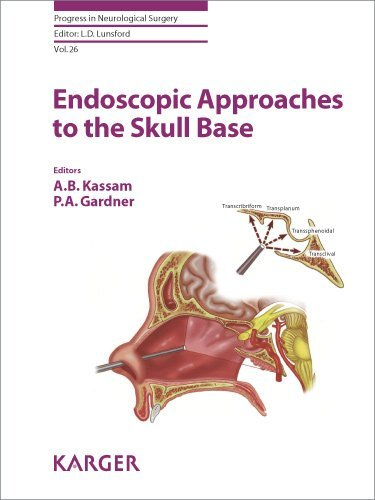 Endoscopic Approaches to the Skull Base (Progress in Neurological Surgery) by Amin B. Kassam (Editor), Paul A. Gardner (Editor), L. D. Lunsford (Editor) (17-Apr-2012) Hardcover