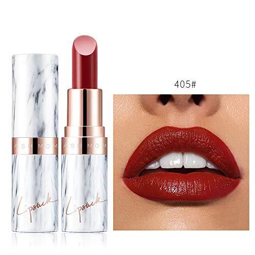 Yazidan Anhaltendes Make-up Heller feuchtigkeits spendender Lipgloss Lipstick Langanhaltender Lipgloss verleiht intensive Farbe und extreme Feuchtigkei, für sinnlich glatte Lippen