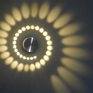 Applique Murale Luminaires Intérieur AC 100-240 LED 3W Lumière moderne