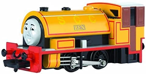 Bachmann Trains Thomas And Friends - Ben Engine With Moving Eyes by Bachmann Industries Inc. (English Manual)