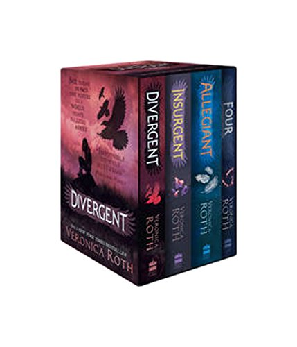 Divergent Series Box Set (Books 1-4) por Veronica Roth