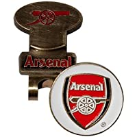Arsenal FC Golf Hat Clip & Marker