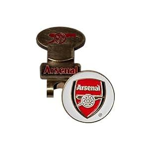 Arsenal FC Clip casquette et marqueur de golf