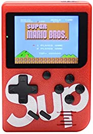 """Handheld Game Console for Children,Retro Game Player with 2.5"""" 8-Bit LCD Portable Video Games,The 80'"""