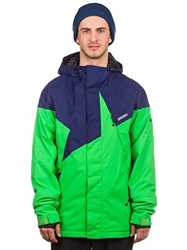 Zimtstern Ned Jacket granny smith / vert Taille granny smith/vert