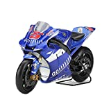 HHXD Modèle Moto 1:18 Échelle Moto Yamaha Yzf M1 Moto Gp N ¡ã 5 Simulation En...