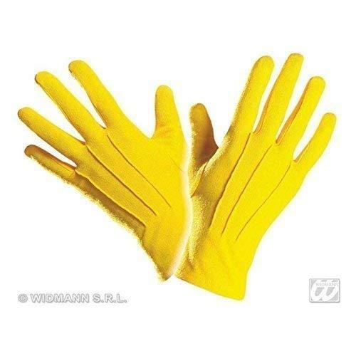 Kurze Handschuhe Biene - Lively Moments Kurze Handschuhe in Gelb