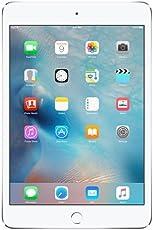 Apple iPad Mini 4 Tablet (7.9 inch, 128GB, Wi-Fi+3G) Silver