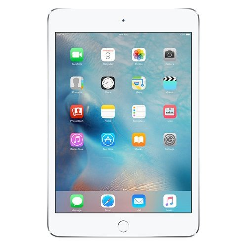 Apple iPad Mini 4 MK732HN/A Tablet (64GB, 7.9 Inches, WI-FI) Silver, 2GB RAM Price in India