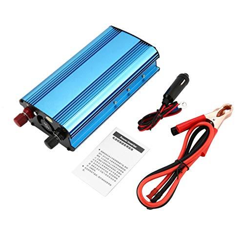 Noradtjcca Professionelle 4000W Wechselrichter DC zu AC Home Fan Kühlung Autokonverter für Haushaltsgeräte Notstromversorgung (Fan 60mm Ac)