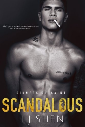 Scandalous: Volume 4 (Sinners of Saint)