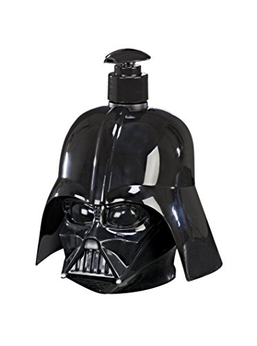 Star Wars Darth Vader Gel de Baño y Champú - 500 ml