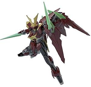 Bandai Hobby BAN219543 HGBF 1/144 Ninpulse Gundam Build Fighters Kit de Figura de Modelo, Multicolor, 8 Pulgadas