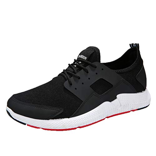 Homme Chaussures De Sport Course Running Mesh Respirantes Confortable Léger Basket Tendance Basse Pas Cher Casual Sneakers Walking Outdoor