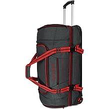 f69e092367198 normani Reisetasche Reisetrolley mit Rollen 90 oder 120 Liter Volumen mit  Verschiedenen Fächern