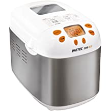IMETEC ZERO-GLU - Panificadora para hacer pan y dulces en casa sin gluten y mucho más, 920 W
